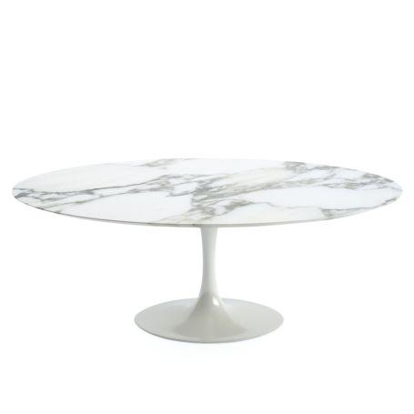 Saarinen Tulip Round Dining Table Large