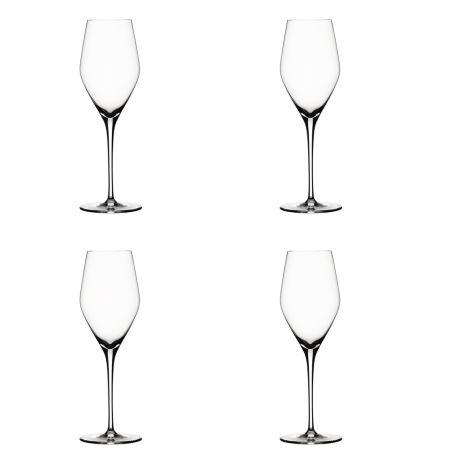 Authentis Prosecco Wine Set of 4