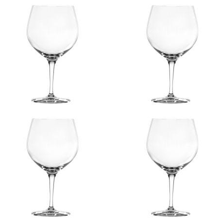 Authentis Gin & Tonic Glasses Set of 4