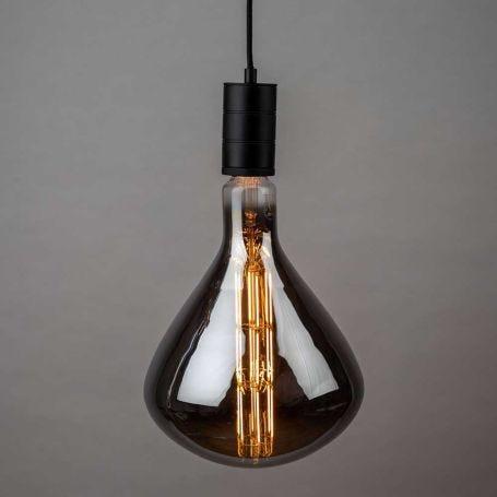 Sydney Bulb 8W E27 Titanium LED