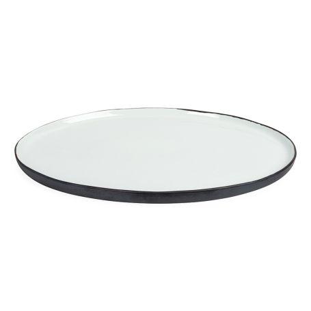 Esrum Oval Serve Plate