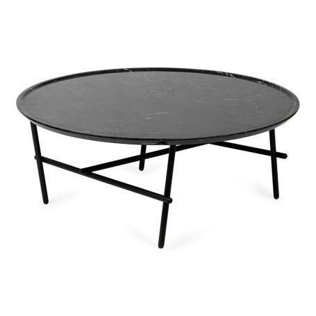 Yuragi Low Table Noir