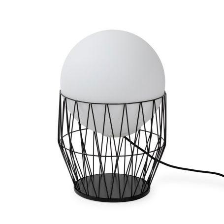 Azabu Table Lamp Small Black