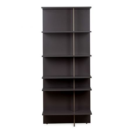 Everywhere Shelving Unit Plomb Lacquer