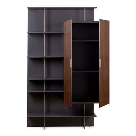 Everywhere Shelving Unit With Cupboard