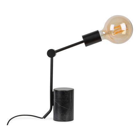 Twig Table Lamp Black