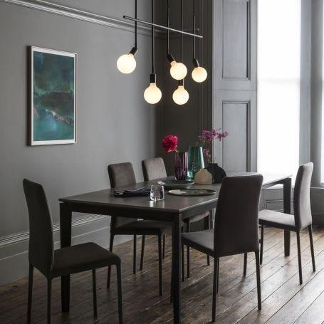 Rocca Ceramic Extending Dining Table