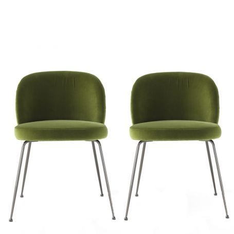 Monnalisa Pair of Side Chairs