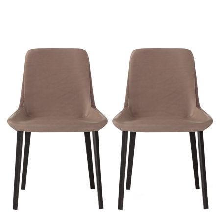Panis Pair of Side Chairs