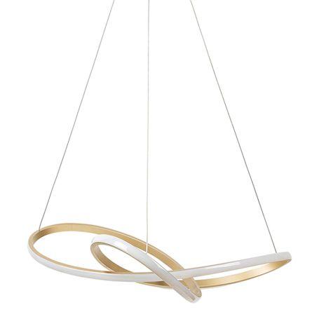 Ribbon LED Ceiling Pendant