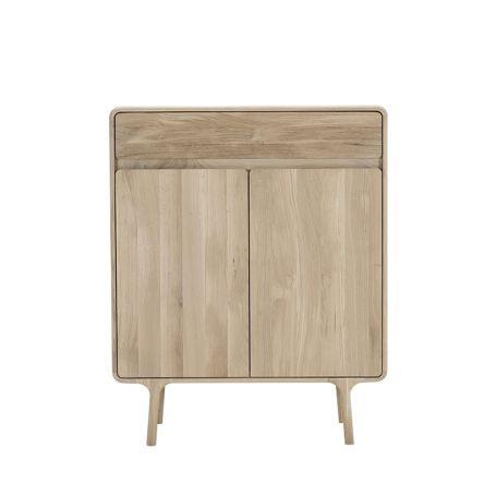 Fawn Cabinet Oak
