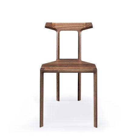 Orca Chair Walnut