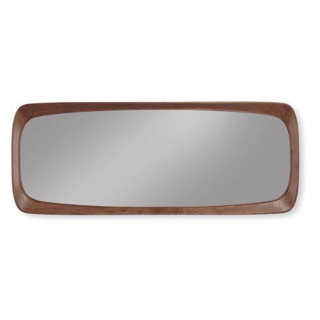 Sixty's Mirror Walnut