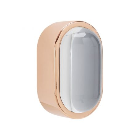 Spot Surface Wall Light Copper Obround