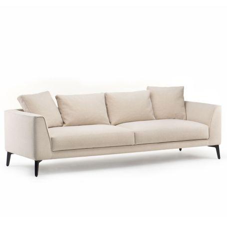 McQueen 4 Seater Sofa Natural Coda 2 Upholstery