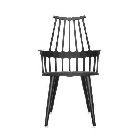 Comback Chair Black Minimum 2 Chairs
