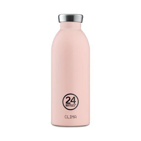 Urban Bottle 500ml in Dusty Pink