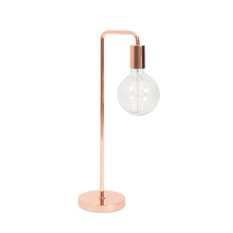 Junction Table Lamp Copper