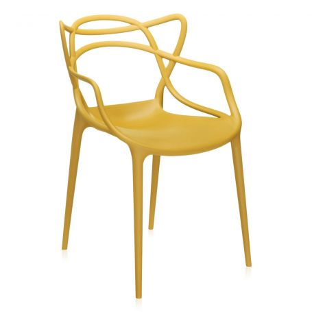 Masters Chair Mustard
