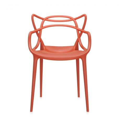 Masters Chair Rusty Orange
