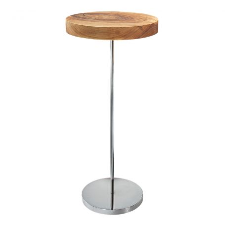 Chanterelle Walnut Occasional Table