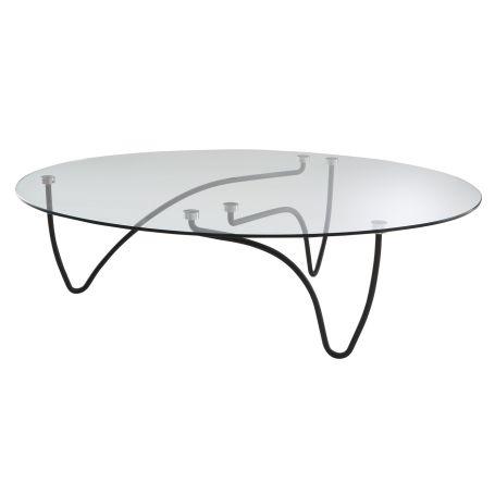 Rythme Low Table Black