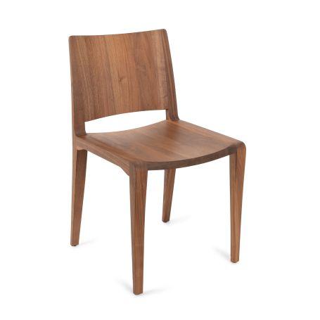 Voltri Chair Walnut