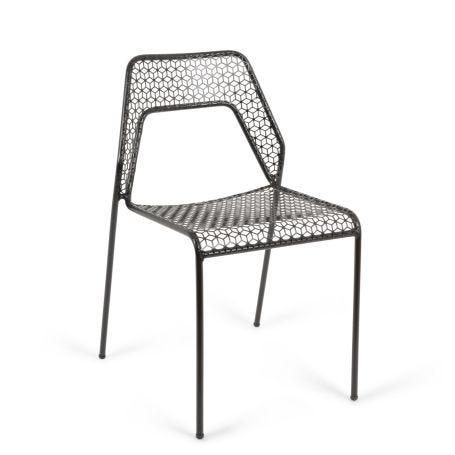 Hot Mesh Chair Black