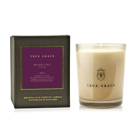 Manor Candle Black Lily
