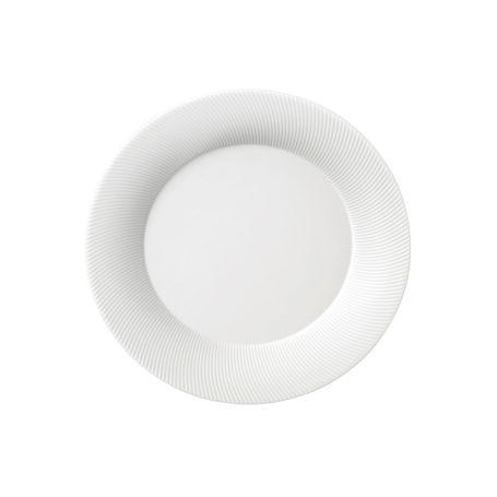 Flute Dinner Plate