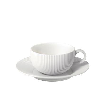 Flute Breakfast Cup & Saucer 250ml