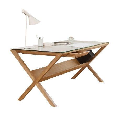 Covet Desk Oak