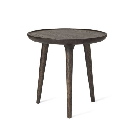 Accent Side Table Sirka Grey Stained Oak