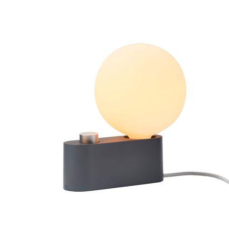 Alumina Table and Wall Lamp