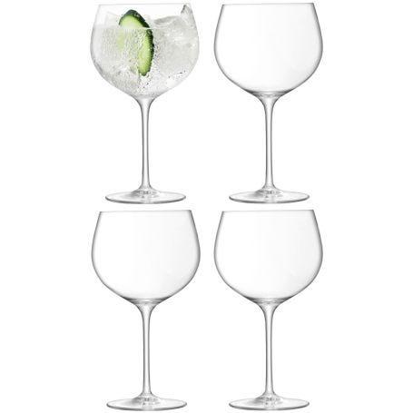 Balloon Gin Glass Set of 4