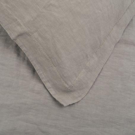 Washed Linen Bed Linen Natural