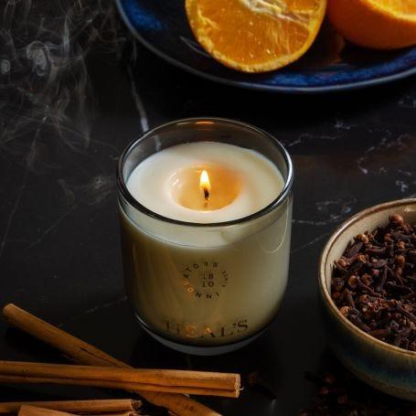 Bitter Orange & Cassis Dusk Candle