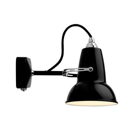 Original 1227 Mini Wall Light Jet Black