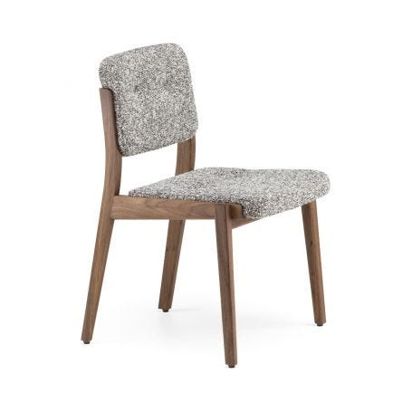 Capo Dining Chair Oiled Walnut