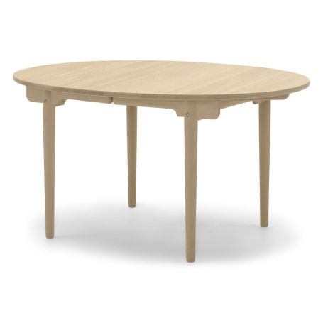 CH337 Extending Dining Table Oiled Oak