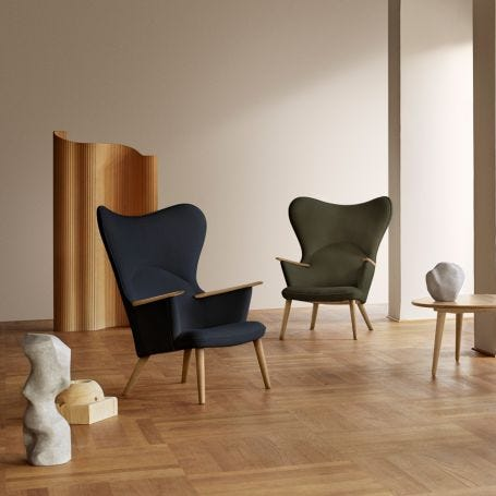 CH78 Mama Bear Lounge Chair