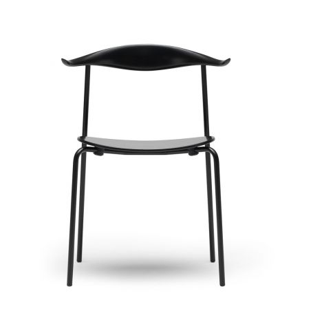 CH88T Dining Chair Black Frame