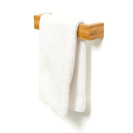 Wood Wall Mounted Hand Towel Rail