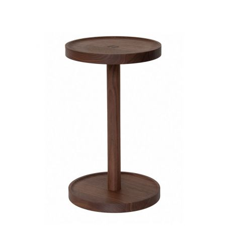 Cooper Side Table Walnut