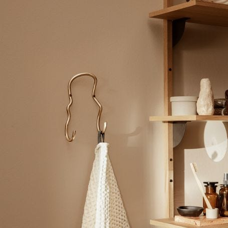 Curvature Double Wall Hook