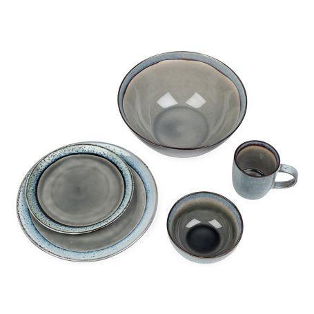 Dakara Dinnerware Grey