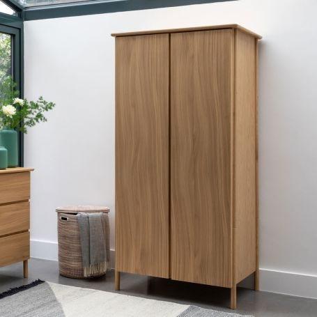 Eden 2 Door Wardrobe
