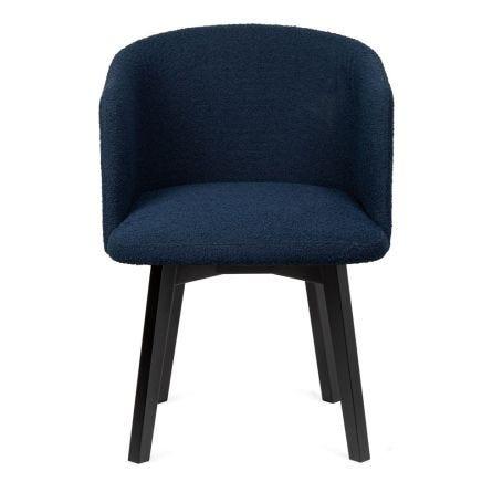 Edit Swivel Office Chair Copenhagen Blue