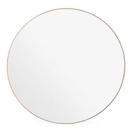 Fine Wood Mirror Round