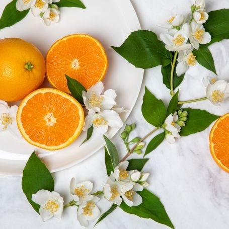 Orange Blossom & Iris Diffuser Refill